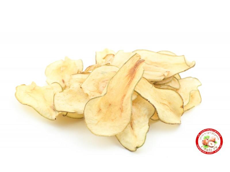 Грушевые чипсы