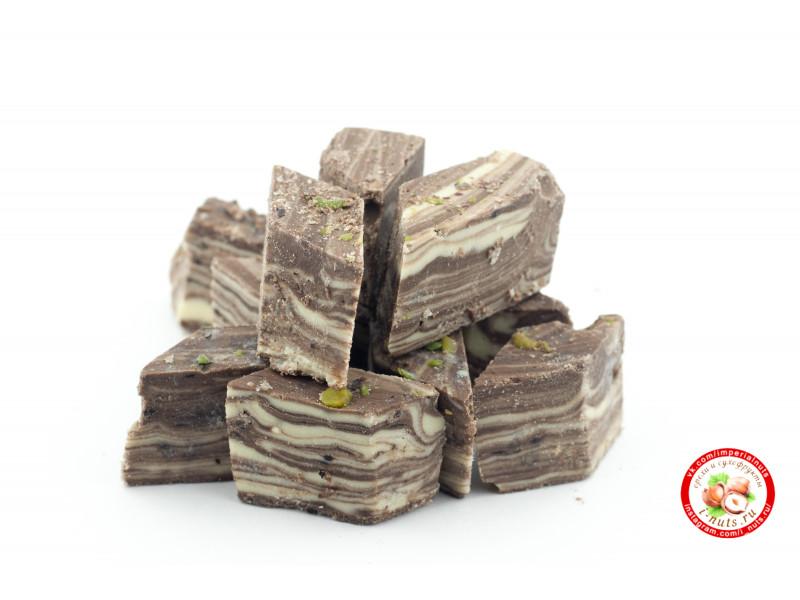 Халва шоколадная Узбекская