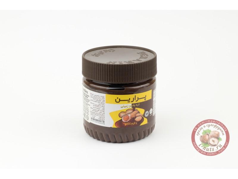 Паста арахисовая с какао