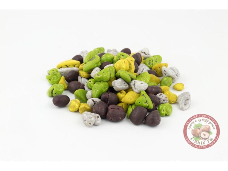 """Самоцветы """"бельгийский шоколад"""""""