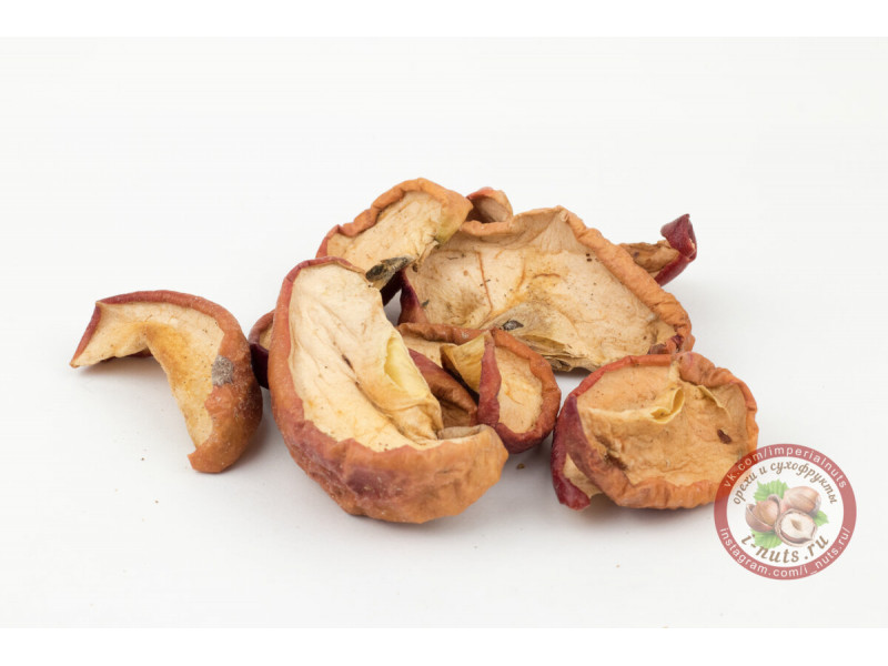 Яблоки сушеные для компота