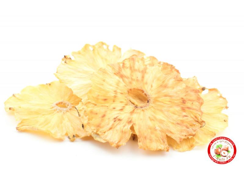 Ананас чипсы