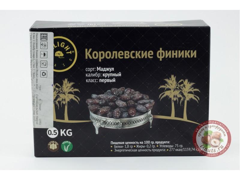 Финики королевские 0,5 кг