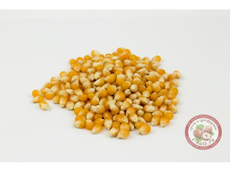 Зерна кукурузы попкорн